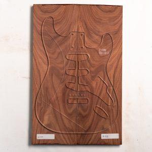 Pau Ferro Guitar Top