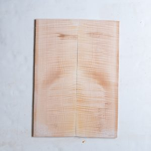 Flame Maple Electric Guitar Top